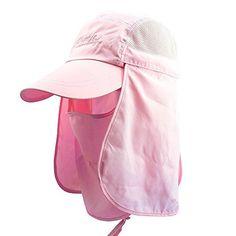 Jemis Women Large Round Brim Sun Block Quick Drying Fishing Hats Summer Sun Cap (Pink) Jemis http://www.amazon.com/dp/B011CFUISA/ref=cm_sw_r_pi_dp_bad4vb0PNHZBA