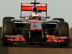 McLaren test driver Gary Paffett