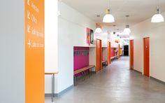 Prinvault Architectes — Jean Moulin School