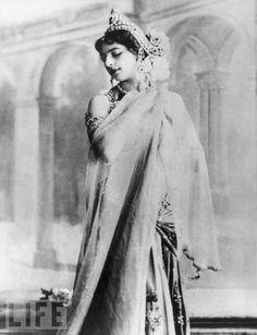 Mata Hari: Dancer, Stripper, Spy - LIFE