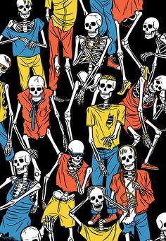 Norwegian illustrator Kristian Hammerstad opens up about his dark, '50s-infused comic book art...