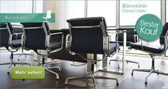 Furnicons Design mobel classics, eames stuhle, barcelona chair, buerostuehle, panton stuhle beste Preis/ Qualität