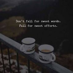 BEST LIFE QUOTES    Fall for sweet efforts.. —via https://ift.tt/2eY7hg4