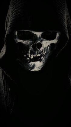 Grim Reaper Art, Don't Fear The Reaper, Dark Gothic, Gothic Art, Gothic Images, Dark Fantasy Art, Dark Art, Skull Reference, Reaper Tattoo