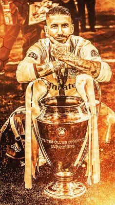 Sergio Ramos #football #realmadrid #art #ramos