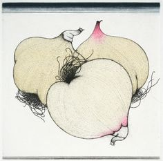 Medium: Color etching Year: 1984 Edition : Edition of 100 Size: 5-3/4 x 5-3/4 inches