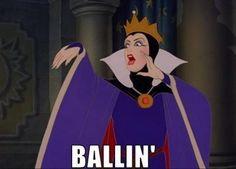 Ballin Evil Queen.
