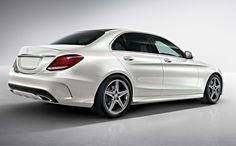 New Mercedes-Benz C-Class Showcases AMG Package in Leaked Photos Mercedes C180, Mercedes C Class Amg, Mercedes Benz Service, Mercedes Benz C63 Amg, Benz C Class 2015, Volkswagen, Cars Uk, Limousine, Toyota