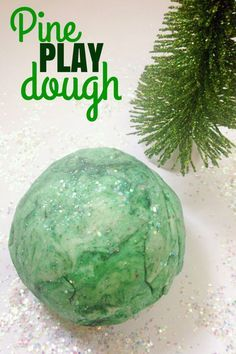 Create a pine scented Christmas play dough this season with this easy recipe! Preschool Christmas, Christmas Activities, Christmas Themes, Kids Christmas, Christmas Decorations, Christmas Writing, Winter Fun, Winter Theme, Winter Holiday