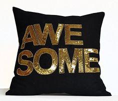 Amore Beaute Handmade -Awesome Cushion Cover -Gold Black ... https://www.amazon.co.uk/dp/B07CGGCRD4/ref=cm_sw_r_pi_dp_x_faopBbRY4E7MX