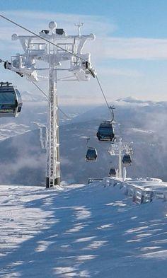 Gondel zum Aineck am Katschberg Wellness, Summer Vacations, Ski