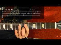CALIFORNIAL GIRLS ( Beach Boys ) Guitar Lesson ( With Tabs )