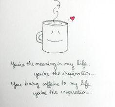 A beautiful love poem for Coffee... #MrCoffee #coffee #love
