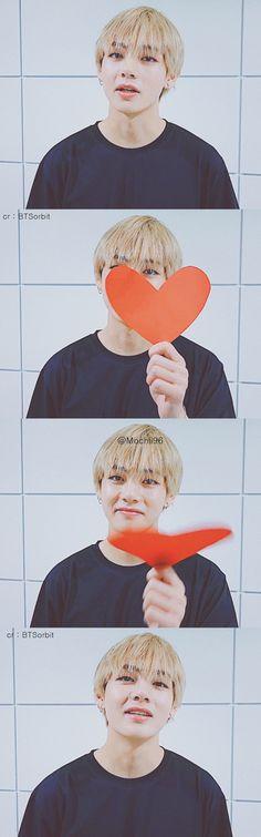 Behind the stage of '고민보다Go' 2017 MBC 가요대제전 - BTS (방탄소년단) || #V