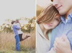 Marriottsville Engagement by Abby Caldwell Photography