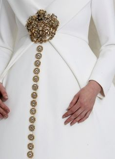 More interesting details to consider. Ask your dressmaker for suggestions.