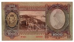 Hungarian banknotes Old Money, Biscuit, Vintage World Maps, Notes, Retro, Coins, White People, Report Cards, Notebook