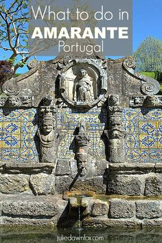 What to do in Amarante Portugal, a quaint medieval town on the banks of the River Tamega. Find out what to see and where to stay in this pretty town. Travel Destinations Beach, Europe Travel Guide, France Travel, Places To Travel, Travel Tips, Places To Go, Travel Guides, Visit Portugal, Portugal Travel