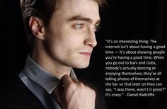 True Pictures - Search our So True memes, pictures, videos & more! Find funny but true memes that show just how hilarious life can be. Meaningful Quotes, Inspirational Quotes, Quote Of The Week, Year Quotes, Time Quotes, Daniel Radcliffe, Picture Quotes, Life Lessons, Wise Words