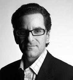 Brian Gluckstein.  Great Canadian designer.