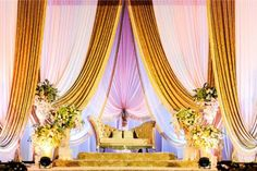 Wedding stage is an integral part of any wedding reception. Make the best out of the backdrop with these top 10 centre stage decoration ideas this wedding season.