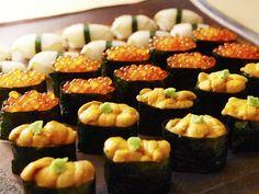 ウニだけ、いくらだけの食べ放題もできちゃう!寿司食べ放題の女子会プランが激安過ぎる(1/2)[東京カレンダー]