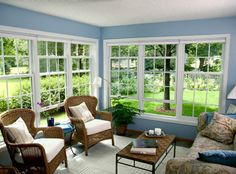 How to Decorating a Sunroom | top of sunroom pictures page to ...