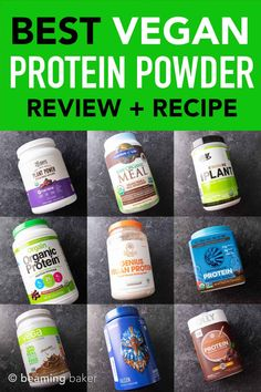 chocolate protein edition beaming powder ranked recipe vegan baker best Best Vegan Protein Powder RANKED Chocolate edition RECIPE Beaming BakerYou can find Protein powder recipes and more on our website Homemade Protein Powder, Best Vegan Protein Powder, Healthiest Protein Powder, Protein Powder Reviews, Baking With Protein Powder, Protein Powder Shakes, Organic Protein Powder, Plant Based Protein Powder, Chocolate Protein Powder