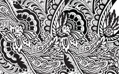 Paisley | 30+ Pretty iPhone Wallpapers That Don't Cost a Thing | POPSUGAR Tech