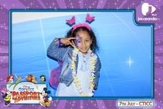 Face-Box Gallery Disney On Ice | Jacaranda FM - 7 July 2013