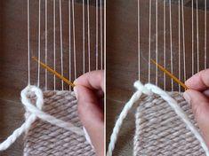 Wall hanging techniques. weaving, weave, stitch. pin weaving tartan. Zoom loom. Weave. Cloth. Warp, weft, weaving pattern. Beginning Weaving. Pattern. Design. Woven.