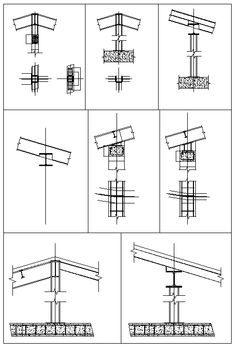 steel structure detail cad drawings download https www