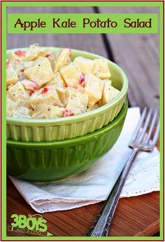 Apple Kale Potato Salad photo