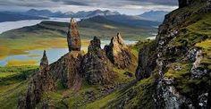 Resultado de imagem para paisagens escócia
