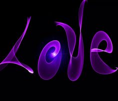 Purple love on We Heart It Purple Love, All Things Purple, Shades Of Purple, Purple And Black, Purple Stuff, Heart Wallpaper, Love Wallpaper, Love Heart, Peace And Love