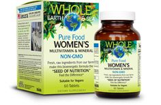 Women's Multivitamin & Mineral Whole Earth & Sea
