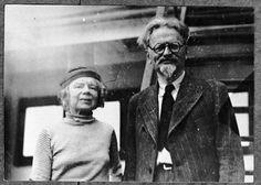 TROTSKY (Mrs. Trotsky)