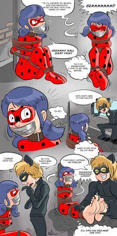 COMMISSION: Ladybug (2/2) by letiprincess.deviantart.com on @DeviantArt