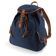 ff956cd08a0 Cherry Tree Country Clothing - Vintage Canvas Backpack, £29.50 (http://