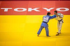 Eric Takabatake comemora seu primeiro ouro em Grand Prix