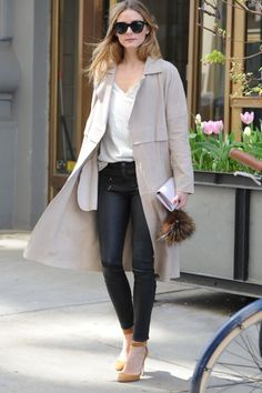 Best dressed celebrities of the day - Olivia Palermo - April 20, 2016