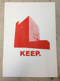 """""""Keep"""" NAGW screen prints"""