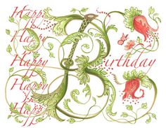 birthday wishes to everyone having a birthday today! Have a wonderful Birthday day!!!