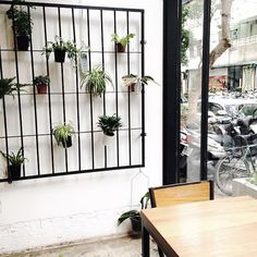 Vertical Garden As Art We love the idea of using a metal bed frame to display succulents. You can add, remove, and shift them around to constantly create new looks.