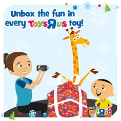 Unboxing the gifts is this month's highlight! Show us how you unbox the fun in every Toys R Us toy that you have and you might just be one of our lucky winners to take home a prize! Check out http://wer10.toysrus.com.ph for the full mechanics. #TRUWeR10 #TOYSFORKIDS