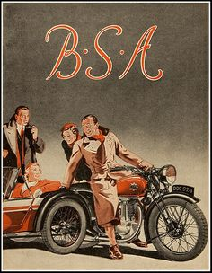 BSA Advertisement