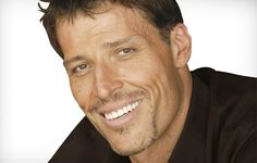 Constantly evolving. Constantly improving. Constantly adding value. These are ideals that Tony Robbins lives by.