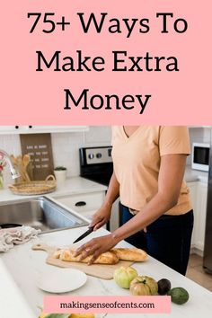 75+ Ways To Make Extra Money Top Blogs, Money Today, Work From Home Jobs, Extra Money, Blogging, Social Media, Group, Board, Tips