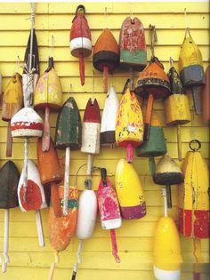 Buoys art