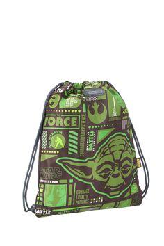 Star Wars Wonder - Star Wars Gymbag #Disney #Samsonite #StarWars #Travel #Kids #School #Schoolbag #MySamsonite #ByYourSide